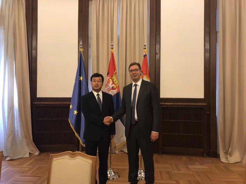 Linglong Serbia plant talks continue