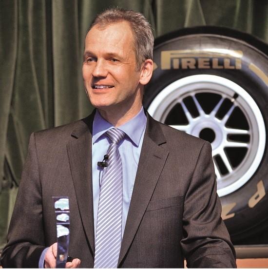 New CEO for Pirelli Deutschland