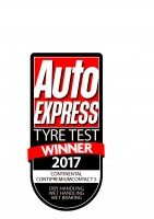 Continental tops Auto Express tyre test