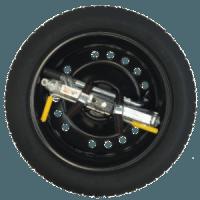 Wheelwright unveils RoadHero space saver spare wheel & tyre kit