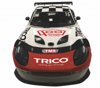 Trico-sponsored team out in front of Britcar Sprint Championship