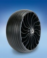 Michelin releases Tweel for commercial mowers