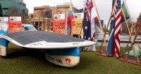 50 teams signed up for Bridgestone World Solar Challenge