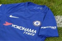 Alliance name comes to Chelsea FC sleeve ahead of car tyre range's European launch