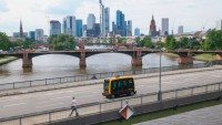Continental is already testing driverless shuttles in Germany as part of its CUbE project
