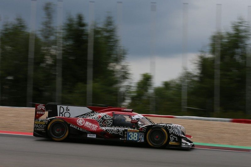 Jackie Chan DC Racing, took another victory with their #38 Oreca