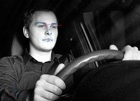 With an interior camera, Cruising Chauffeur can analyse the driver's gaze pattern and decide whether or not they're paying attention