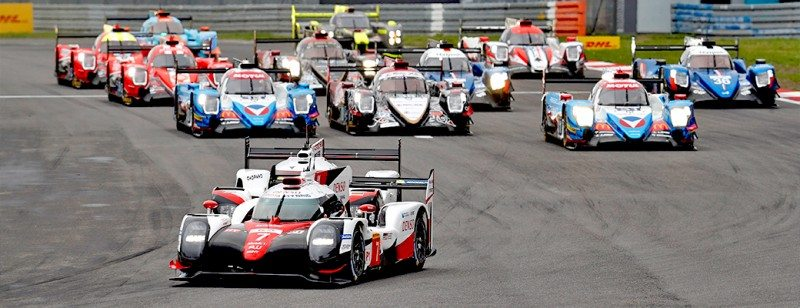 Nürburgring 6h: All-Michelin podium in LM GTE Pro