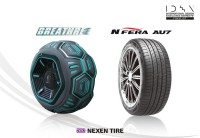 'IDEA' honours for two Nexen tyres