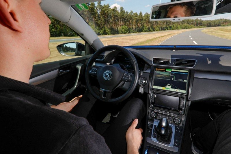 Automated driving solution three years away – Continental