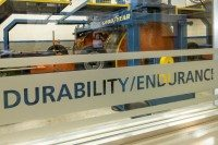 Goodyear's new Tire Test Laboratory focuses on regulations and legislation related to the EU tyre label