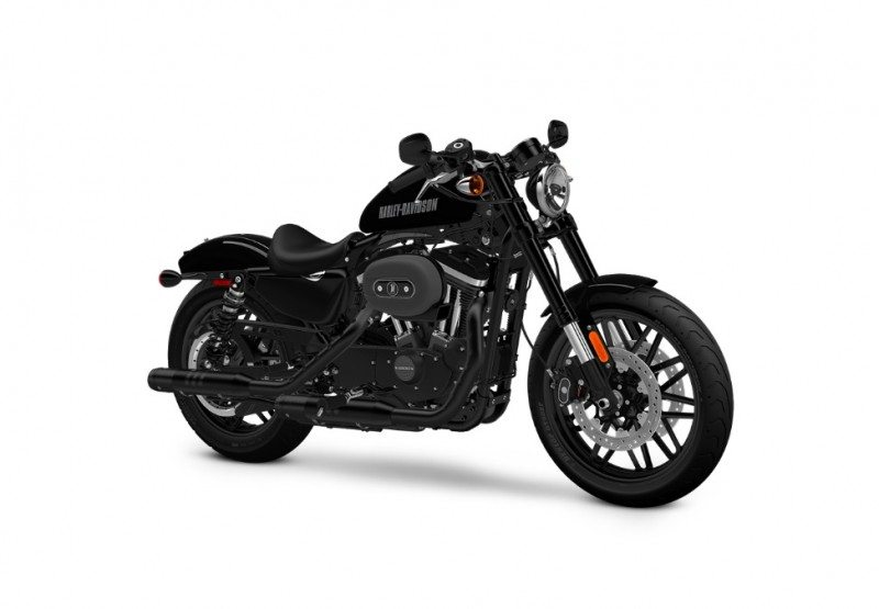 The Dunlop GT502 has been approved for the Harley-Davidson XL1200 CX Roadster