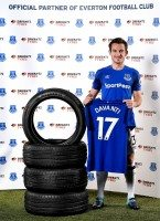 Davanti Tyres signs three-year partnership with Everton Football Club