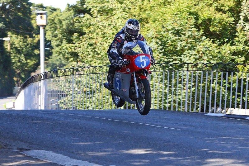 Michael Dunlop at the 2016 Classic TT