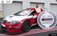 McGovern wins Yokohama-backed SEAT Supercup Ireland Championship