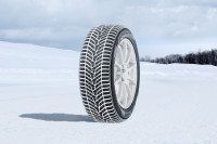 Yokohama introduces first BluEarth branded winter tyre