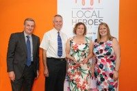 Comline sponsors Bedfordshire Local Heroes award