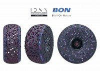 IDEA honour for Kumho's 'BON' tyre concept