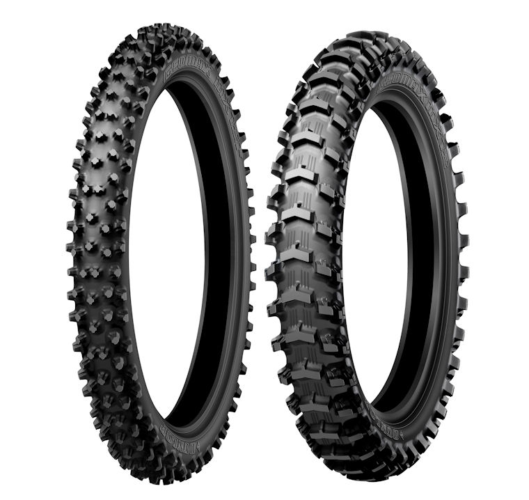 Dunlop launches Geomax MX12 sand and mud tyre