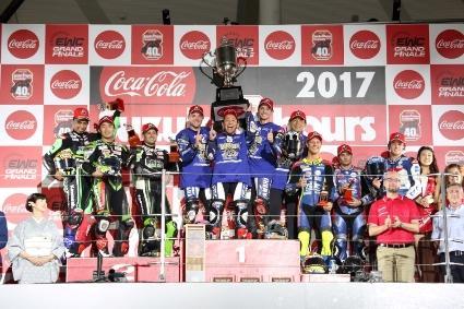 For the sixth year in a row, Bridgestone-shod teams dominated the Suzuka 8 Hours podium
