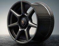 World première: Braided carbon wheels