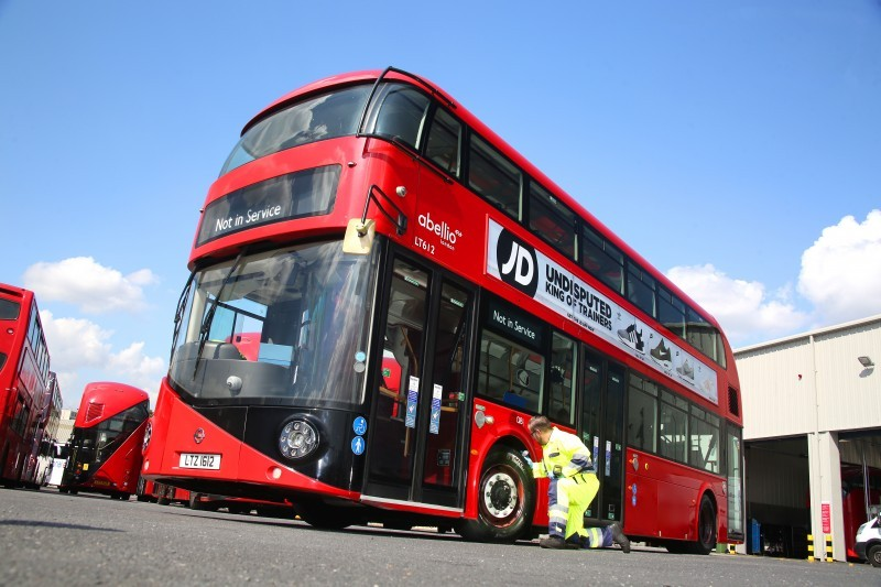 Abellio signs 5-year Michelin solutions tyre contract