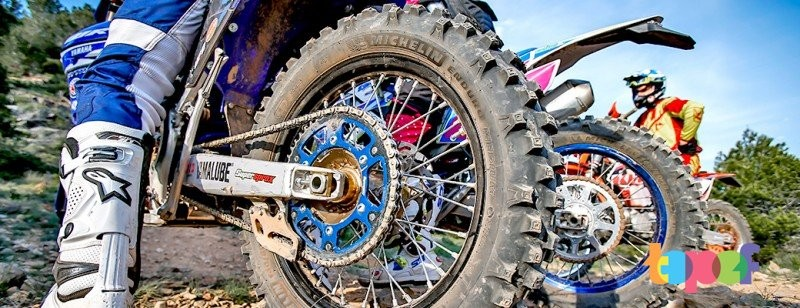 Michelin launches Enduro range