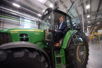 Official opening held for Continental agri tyre plant