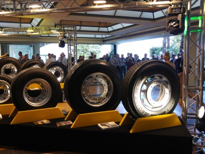 Aeolus hosts more than 200 in Italy for launch of Neo commercial tyre series