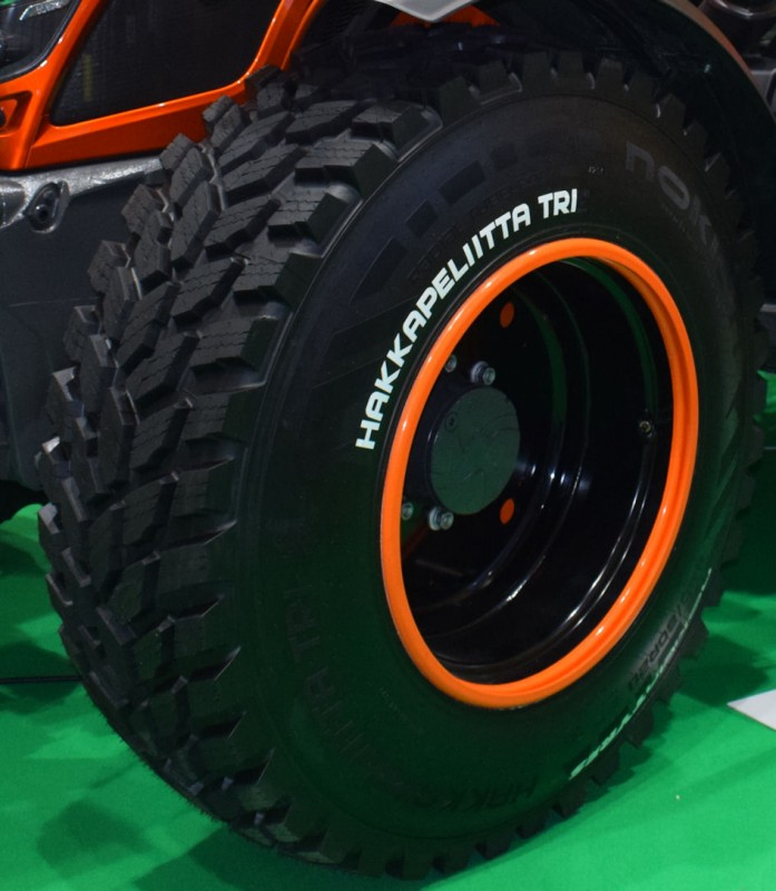 Nokian Heavy Tyres lifting production capacity by 50%