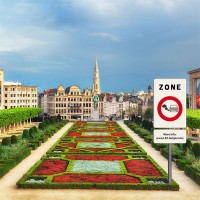 Brussels: new low emission zone from 1 January 2018