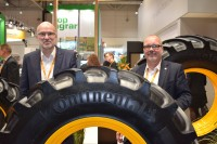 Tractor 70 & 85 spearheading Continental's agricultural business comeback