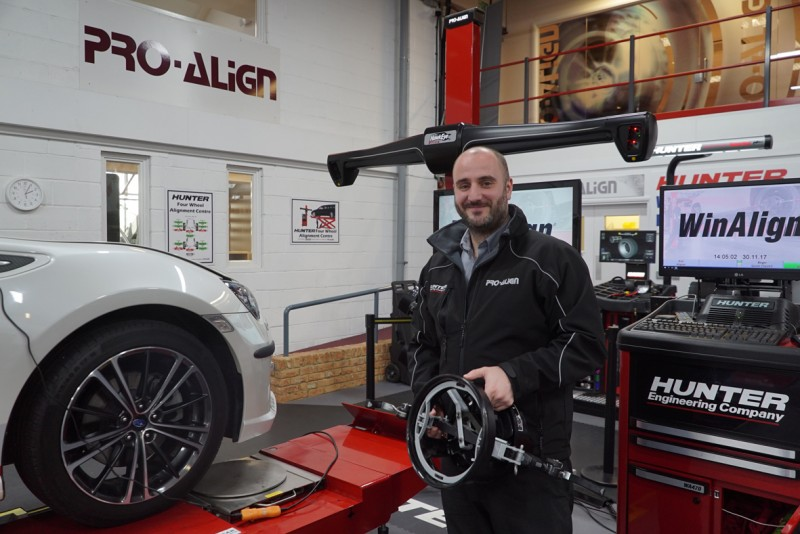 New aftersales manager appointed by Pro-Align