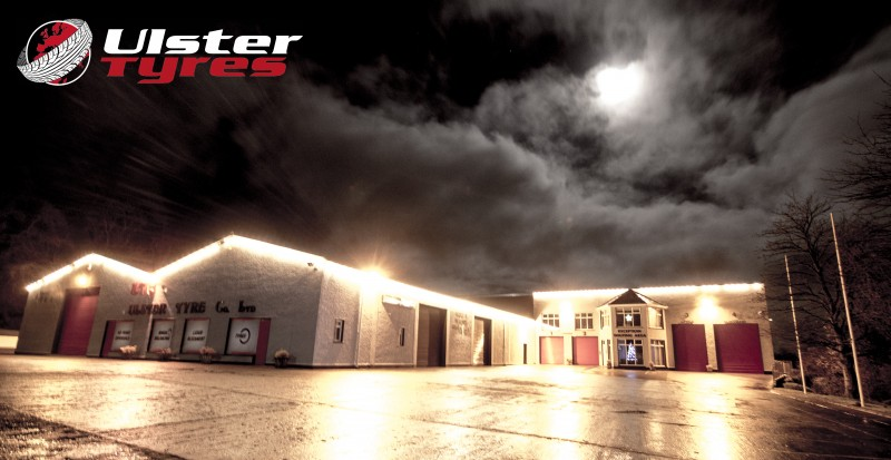 Ulster Tyres celebrates its 40th anniversary