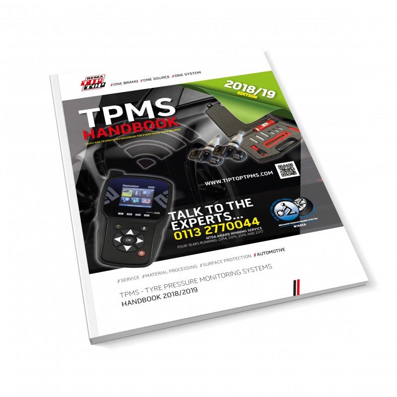 Rema Tip Top publish TPMS handbook