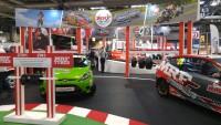 MRF displays expanded motorsport offering at Autosport