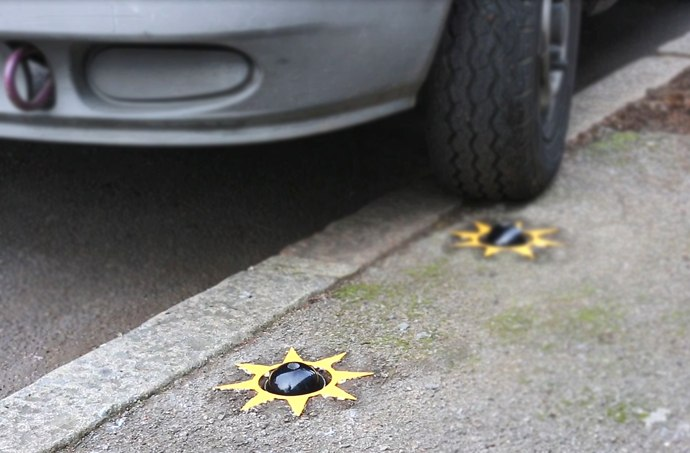 CatClaw – gouging the tyres of terrorists and errant parkers