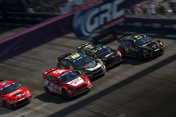 GRC partnership a rallycross first for Continental