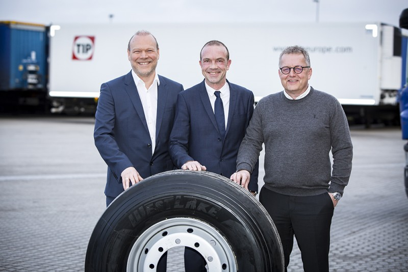 Westlake Tyres reports substantial tyre agreement with TIP Trailer Services in Scandinavia