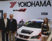 Yokohama selected as tyre partner for debut TCR UK touring car series