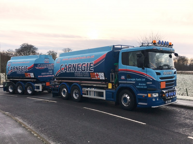 Carnegie Fuels recommends Michelin's X Works rugged tyre range following trial