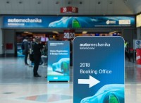 Automechanika Birmingham shortlisted for three awards