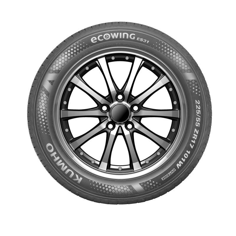 Latest Kumho eco tyre leads 2018 UK car tyre range