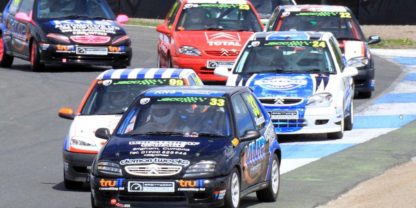 Motorsport UK announces plans to 'get back on track'