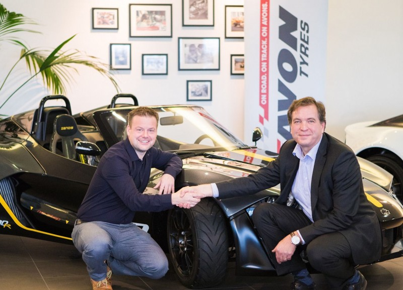 TTI distributing Avon tyre brand in Benelux, north Germany
