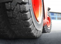 Continental streamlines solid tyre range, introduces 'Plus' compound