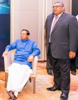 Sri Lankan president attends GRI factory opening reception