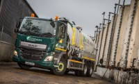 Biomarsh Environmental fleet signs up with Vacu-Lug Tyre Management
