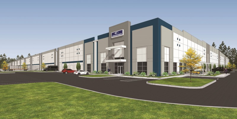 The warehouse in Byhalia will be Cooper's largest in the USA