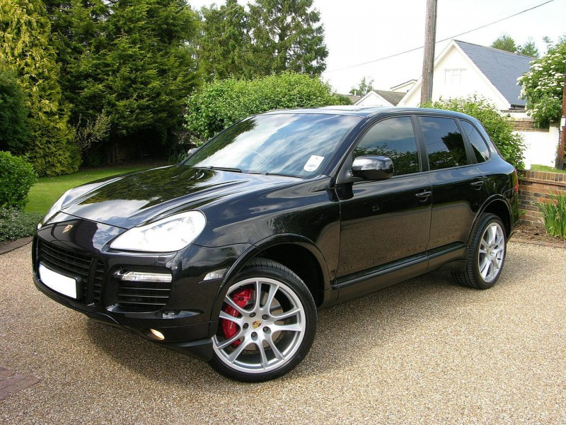 Nexen tyres are original equipment on no-less a vehicle than the Porsche Cayenne